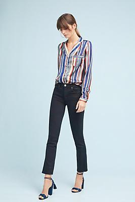 Slide View: 2: McGuire Valetta Mid-Rise Straight Jeans