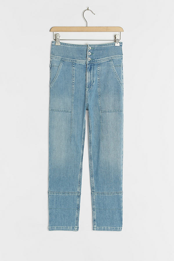 Delfina Tapered Jeans