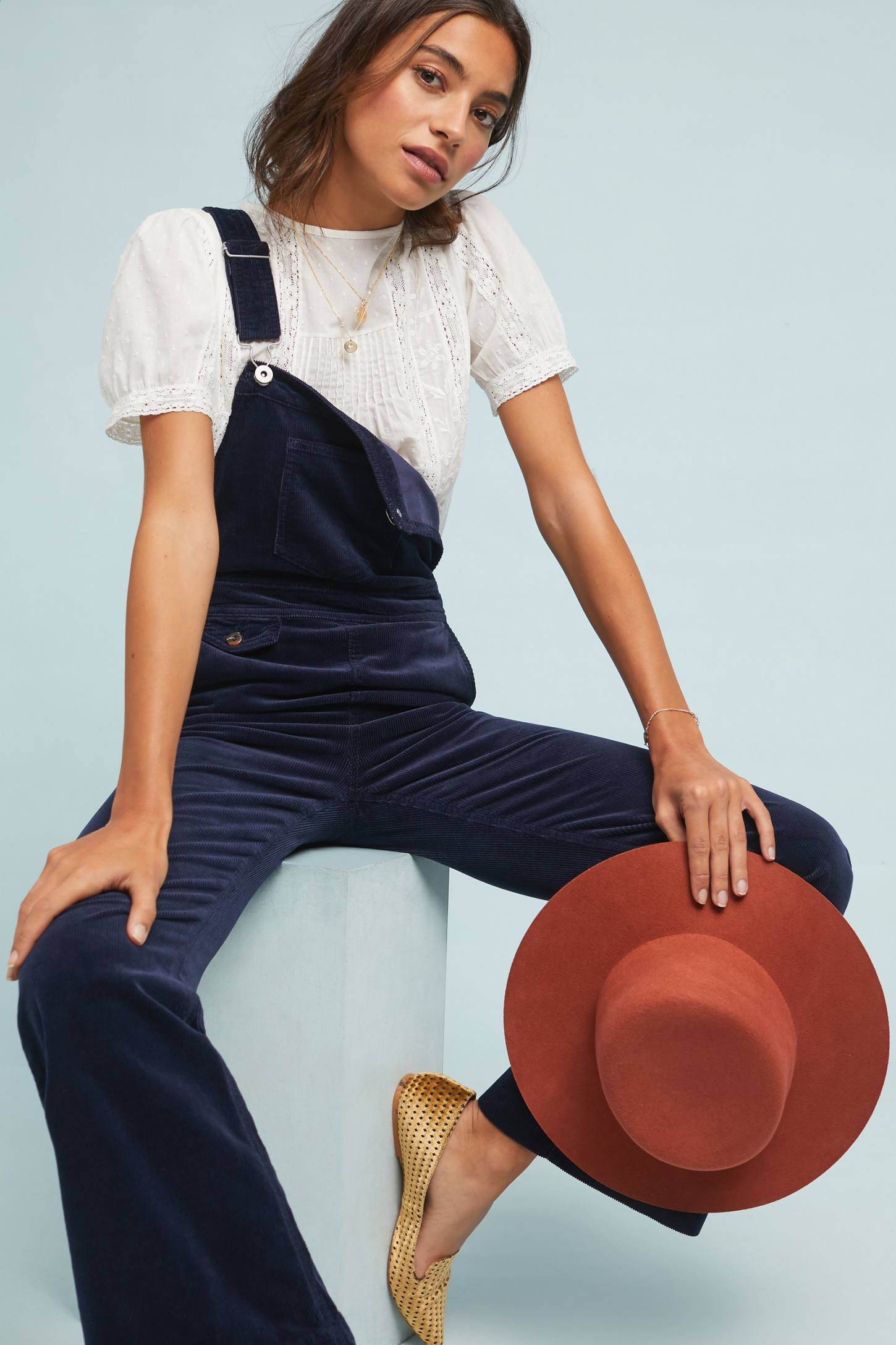 Cute Corduroy Overalls | Anthropologie
