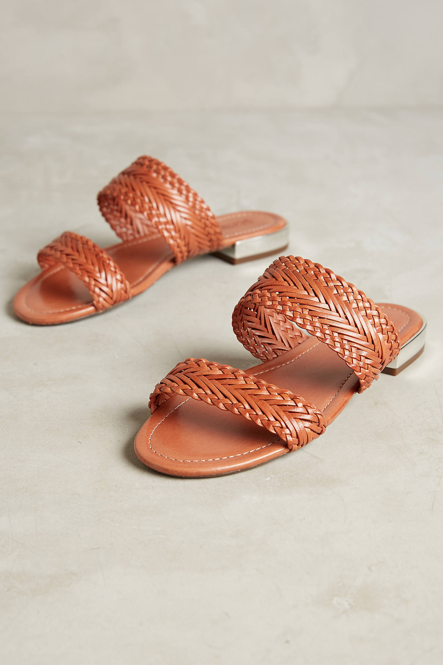 Schutz Caymana Slide Sandals