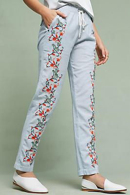Slide View: 1: Petaled Pants