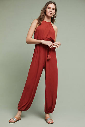 North Beach Jumpsuit