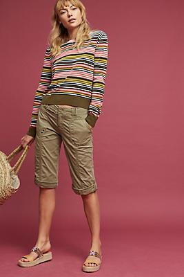 Slide View: 1: Anna Peddler Shorts