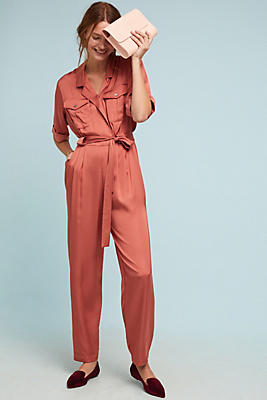 Slide View: 1: Charlie Utility Jumpsuit