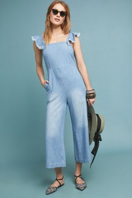 7507a874d287 Velour Jumpsuit