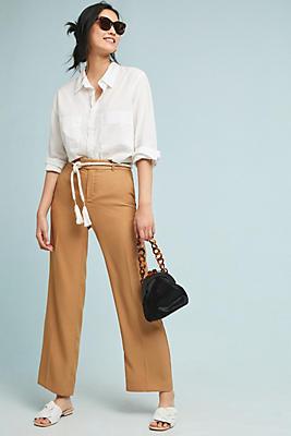 Slide View: 1: Kenitra Wide-Leg Pants