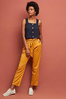 Slide View: 1: Eira Chino Pants