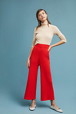 Slide View: 1: Mara Hoffman Nellie Knit Pants