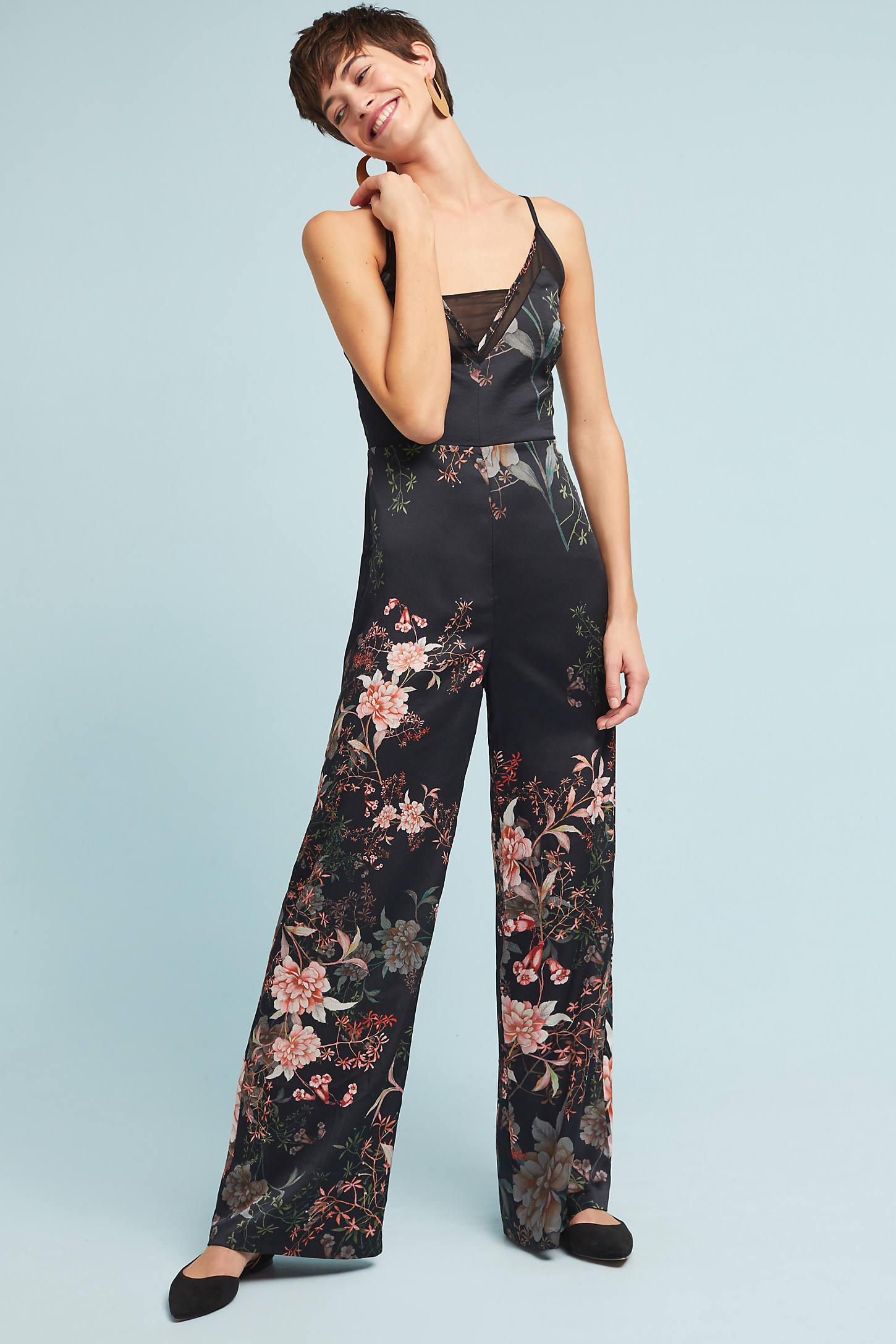 Rosanna Floral Jumpsuit