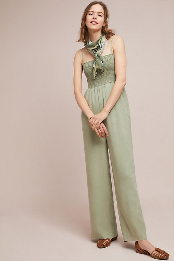 Slide View: 1: Cloth & Stone Wailea Jumpsuit