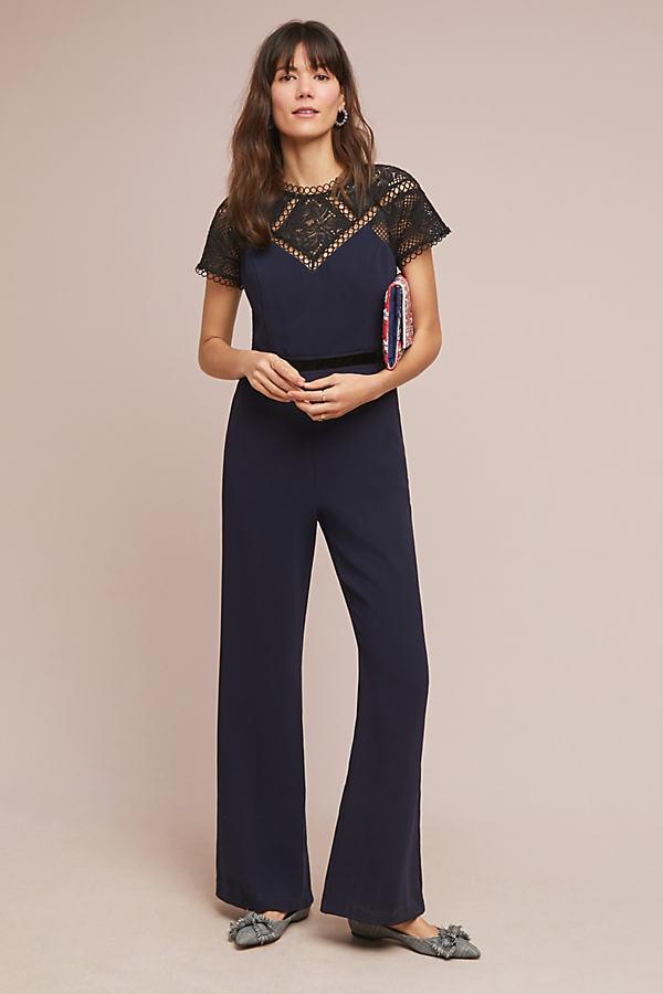 Blenheim Lace Jumpsuit - Assorted, Size L