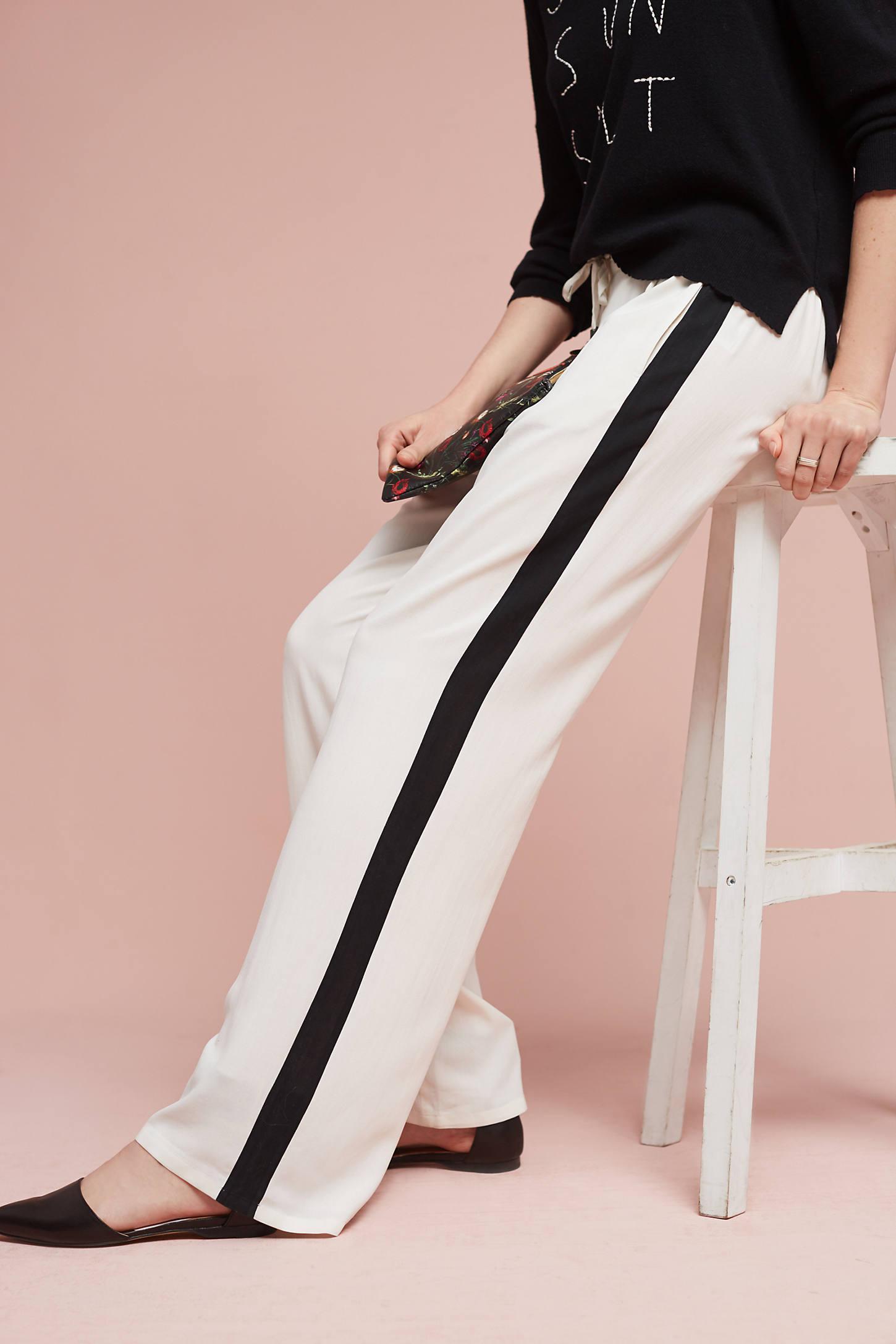 Savi Silk Pants