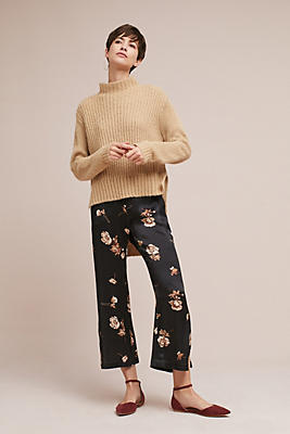 Slide View: 1: Teresa Cropped Pants