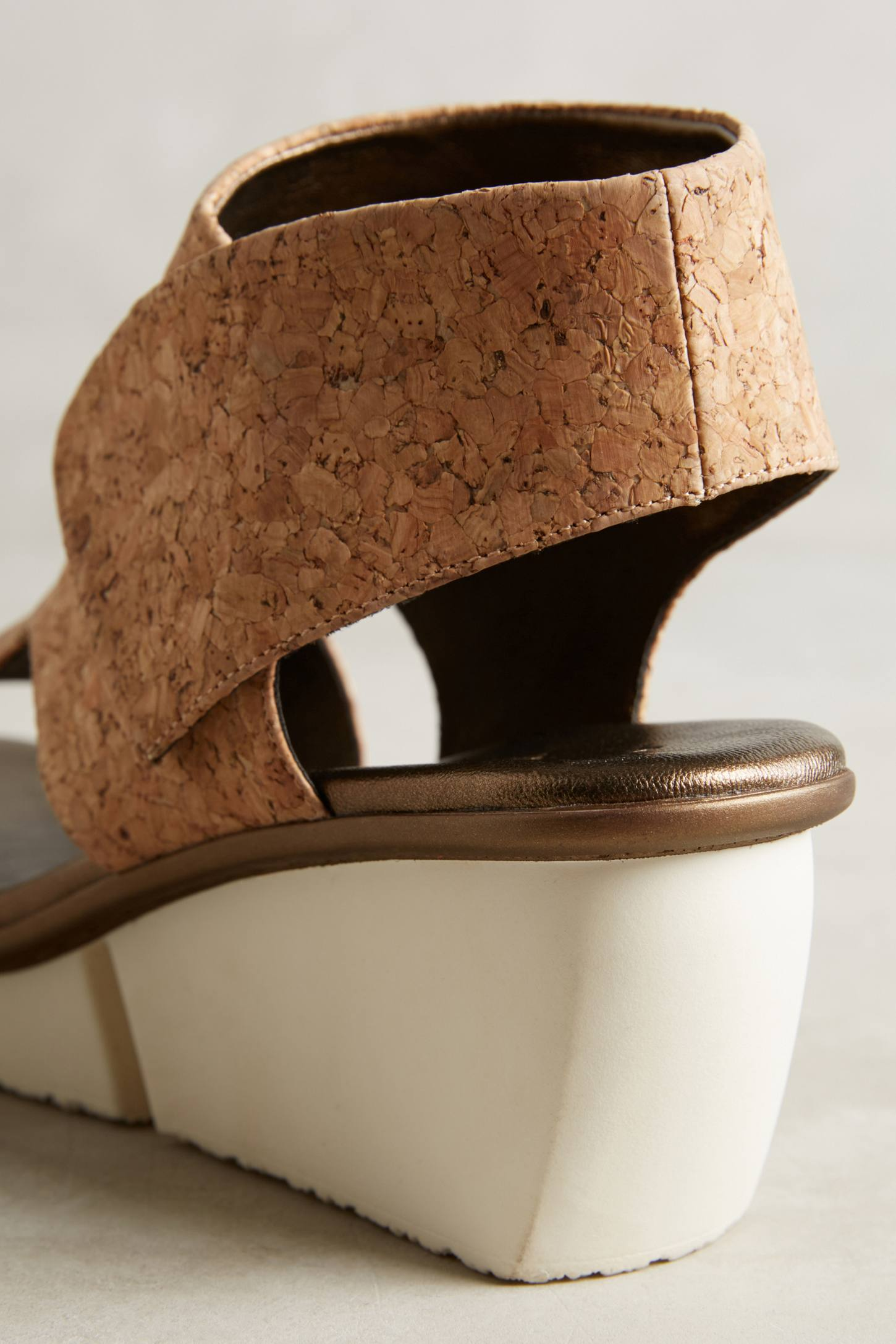 Slide View: 5: Farylrobin Seeker Cork Wedges