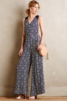 Arabesque Jumpsuit by Elevenses