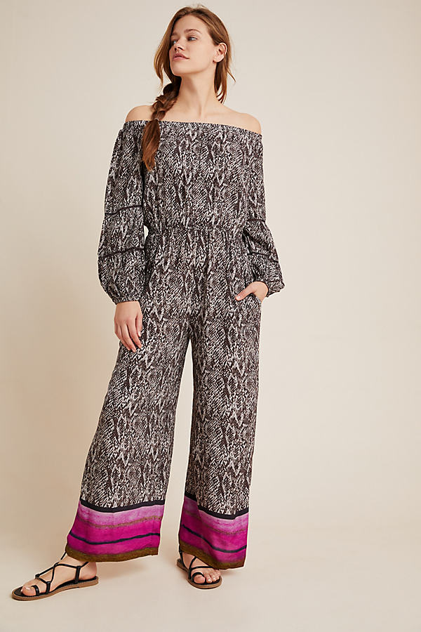 Bl-nk Louisa Printed Jumpsuit