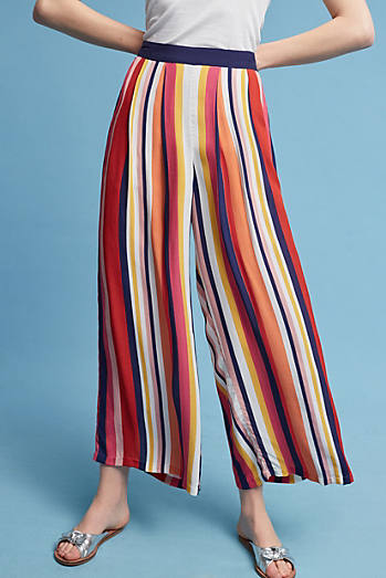 Adania Striped Trousers