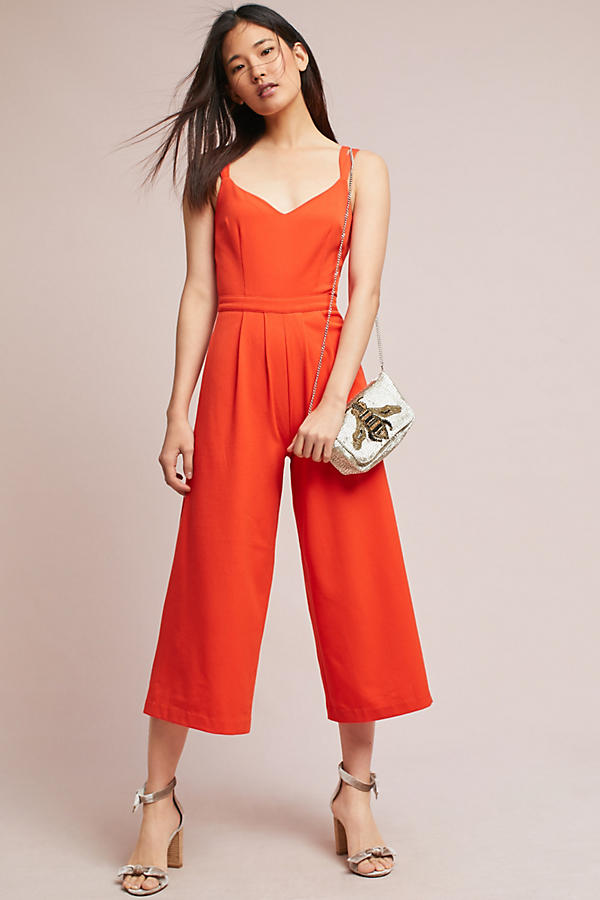 Slide View: 2: Mia Sleeveless Jumpsuit
