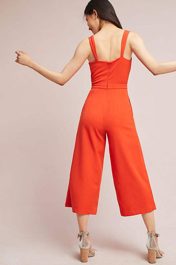 Slide View: 4: Mia Sleeveless Jumpsuit