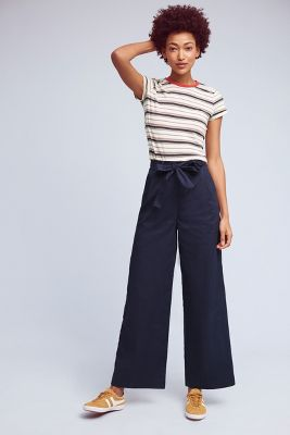 Culottes & Wide-Leg Pants | Anthropologie