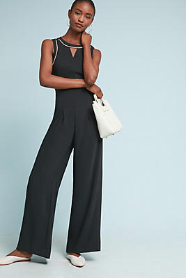 Slide View: 1: Whitney Tailored Jumpsuit
