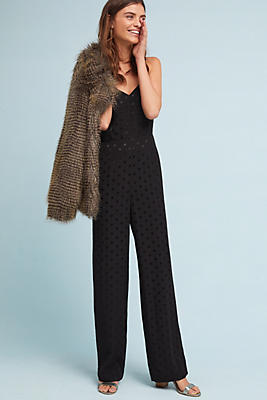 Slide View: 1: The Essential Polka Dot Jumpsuit