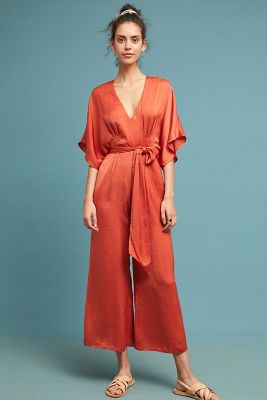 Sahara Wide Leg Jumpsuit by D Ra