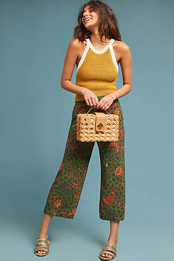 Schuyler Printed Pants