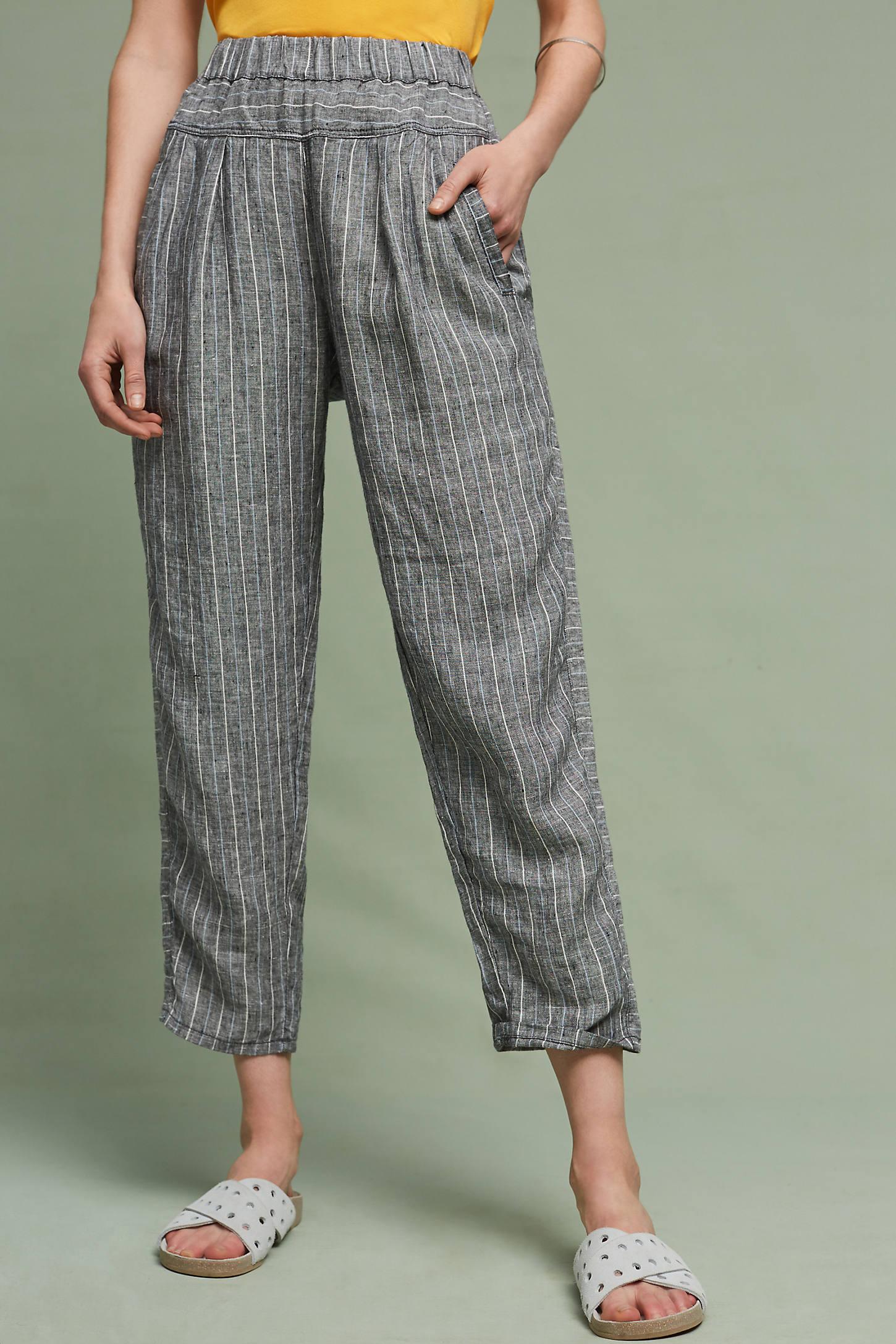 Coastal Linen Pants
