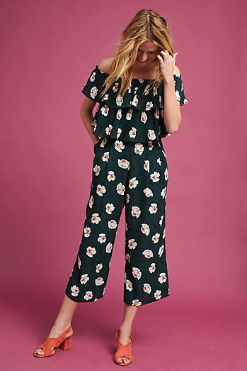 Coralyn Off-The-Shoulder Jumpsuit