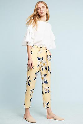 Slide View: 2: Mabelle Floral Pants