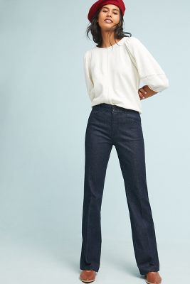 The Essential Bootcut Pants by Essentials By Anthropologie