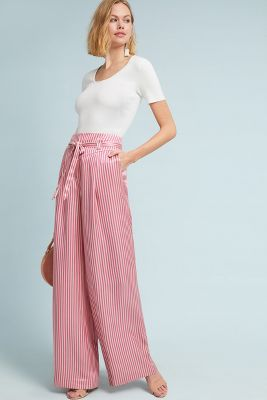 Ventura Wide Leg Trousers by Ett:Twa