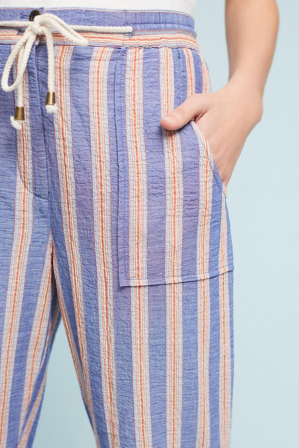 Slide View: 3: Beachside Striped Pants