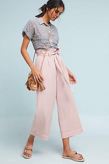 Blythe Wide-Leg Trousers