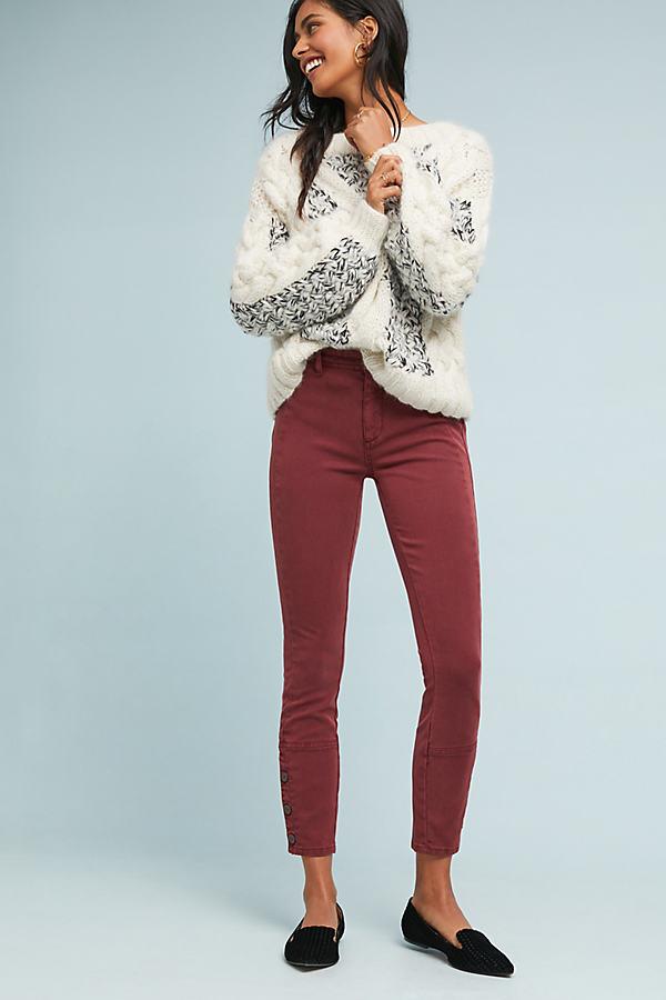 Ona Utility Trousers - Purple, Size 32