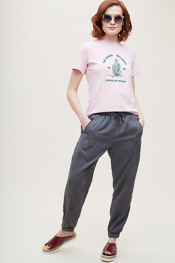 Livia Jogging Trousers - Grey, Size L
