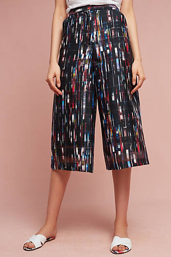Prism Structured Culottes