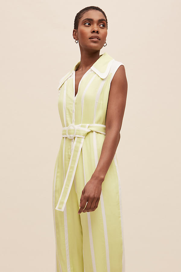 House of Sunny Palm Bay Jumpsuit