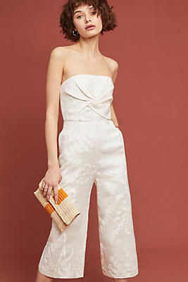 Slide View: 1: Natalie Embroidered Wide-Leg Jumpsuit