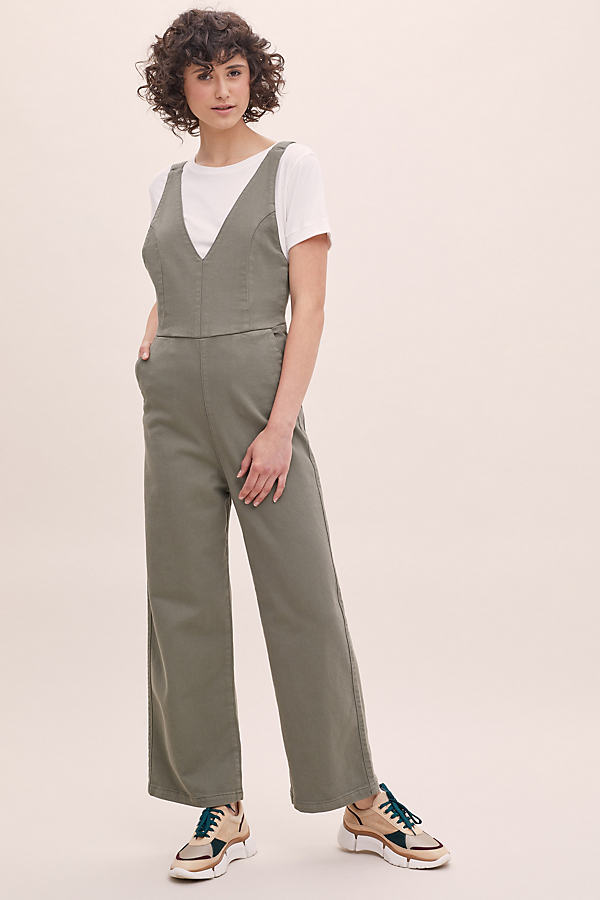 Rita Row Solene Dungarees - Green, Size L