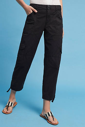 Terrain Cropped Pants