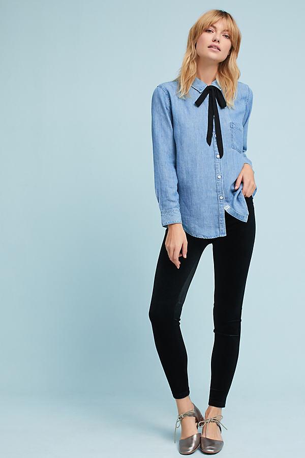 Velvet Gilla Leggings - Black, Size S