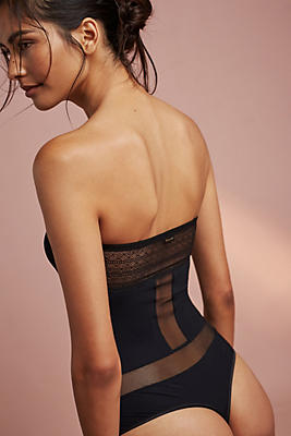 Slide View: 1: Touche Convertible Bodysuit