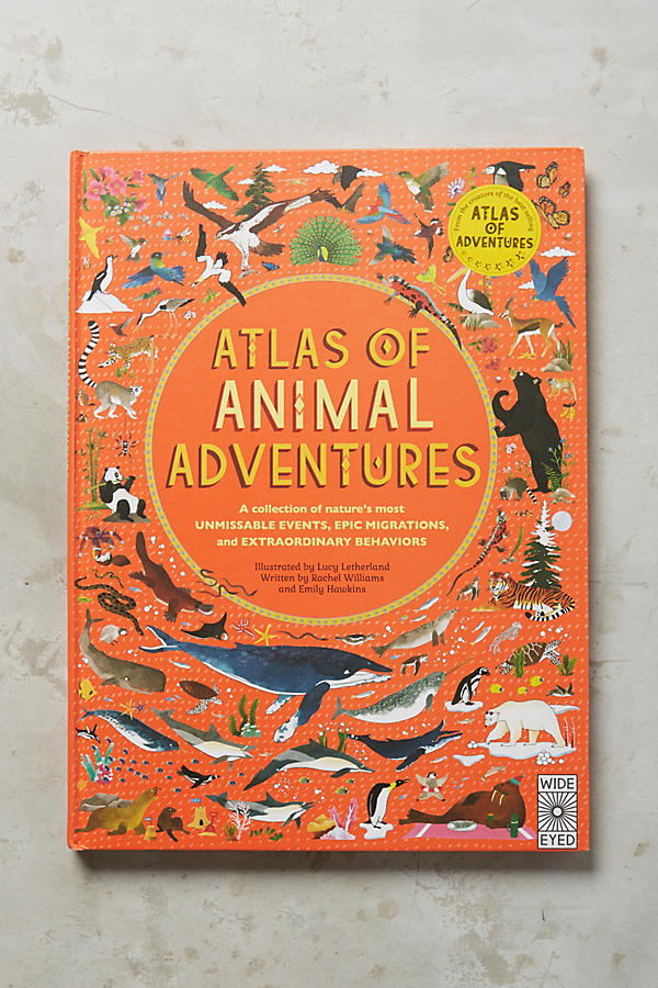 Atlas Of Animal Adventures