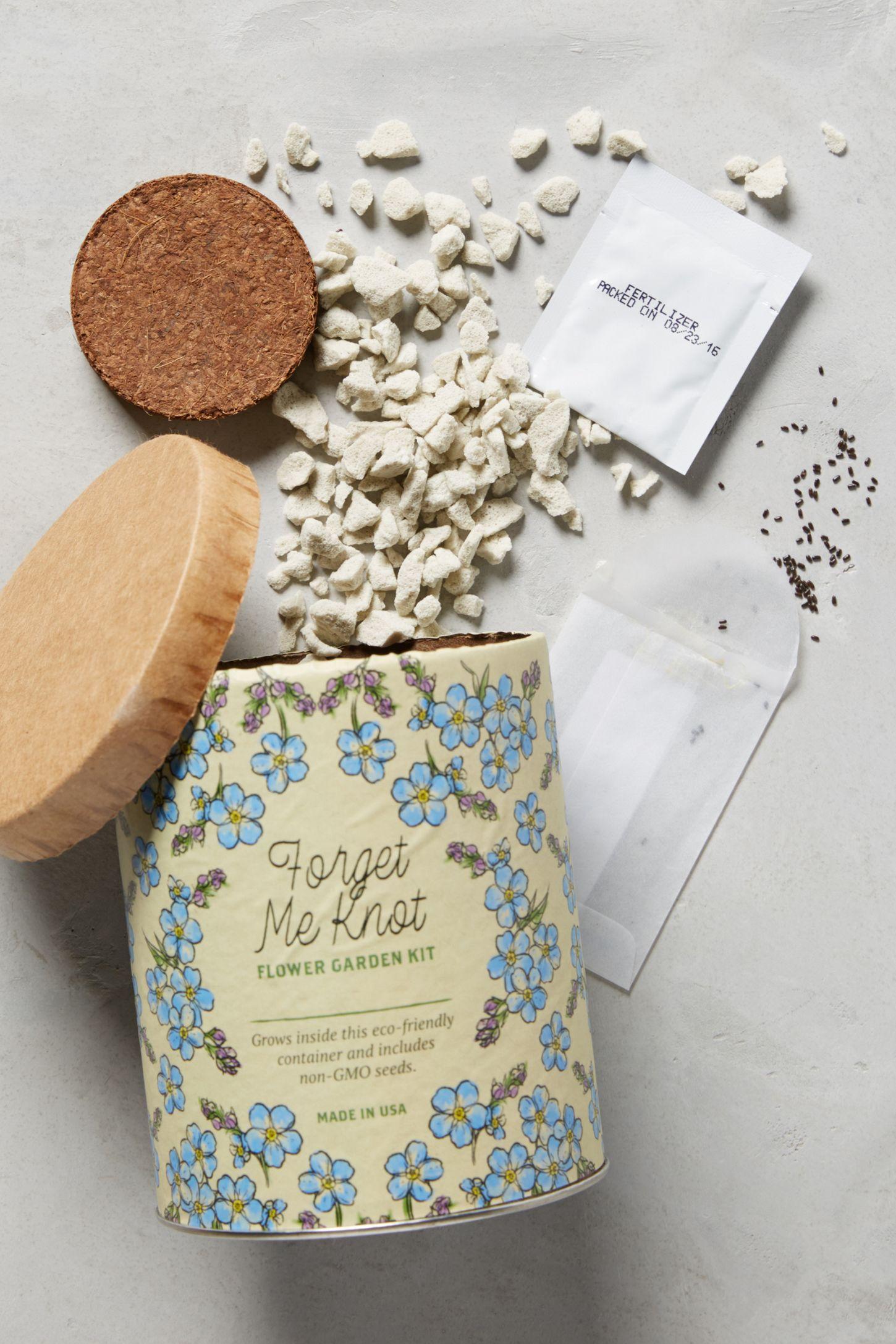 Spring Garden Seed Kit | Anthropologie