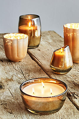 Opaline Candle