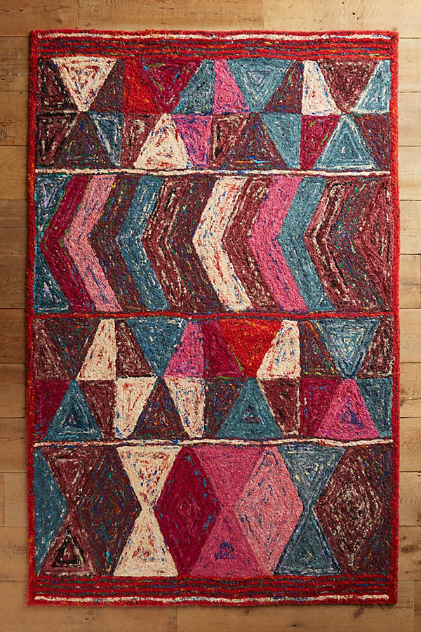 Vendee Handgeknüpfter Teppich - A/s