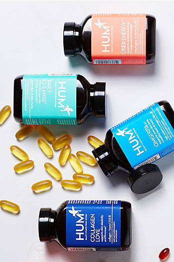 Slide View: 4: Hum Nutrition Daily Cleanse Supplements