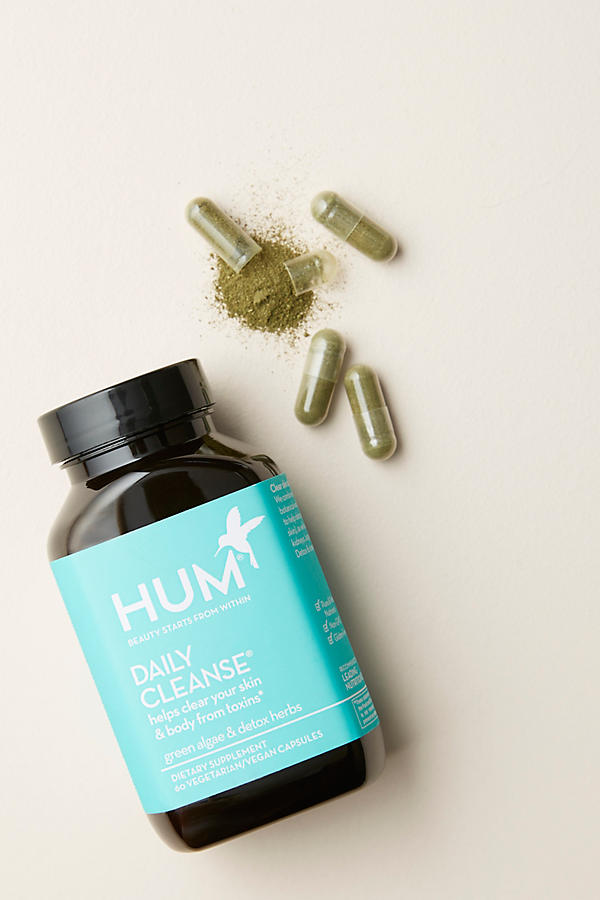 Slide View: 1: Suppléments Daily Cleanse Hum Nutrition